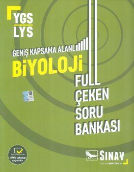 Sınav Yayınları YGS LYS Biyoloji Full Çeken Soru Bankası