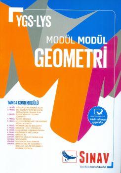 Sınav Yayınları YGS LYS Modül Modül Geometri Konu Anlatımlı