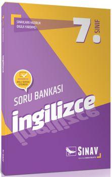 Sınav Yayınları 7. Sınıf İngilizce Soru Bankası