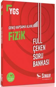 Sınav Yayınları YGS Fizik Full Çeken Soru Bankası