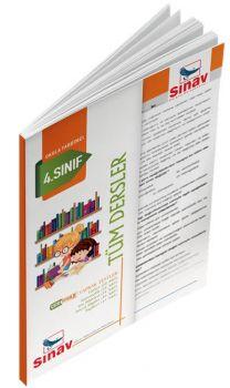 Sınav Yayınları 4. Sınıf Tüm Dersler Yaprak Test