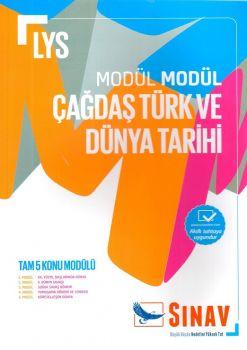 Sınav Yayınları LYS Çağdaş Türk ve Dünya Tarihi Tam 5 Konu Modülü