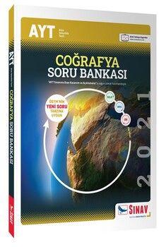 Sınav Yayınları AYT Coğrafya Soru Bankası