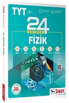 Sınav Yayınları TYT Fizik 24 Adımda Konu Anlatımlı Soru Bankası