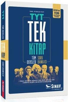 Sınav Yayınları TYT Tüm Dersler Tek Kitap Soru Bankası