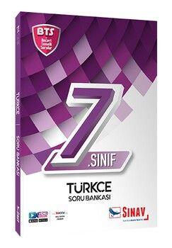 Sınav Yayınları 7. Sınıf Türkçe Soru Bankası