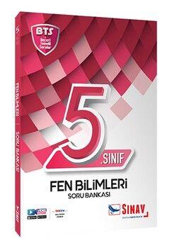 Sınav Yayınları 5. Sınıf Fen Bilimleri Soru Bankası