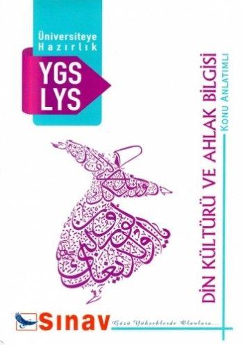 Sınav Yayınları YGS LYS Din Kültürü ve Ahlak Bilgisi Konu Anlatımlı