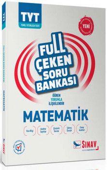 Sınav Yayınları TYT Matematik Full Çeken Soru Bankası