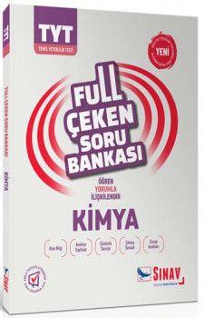 Sınav Yayınları TYT Kimya Full Çeken Soru Bankası