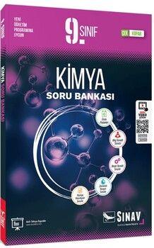 Sınav Yayınları 9. Sınıf Kimya Çek Kopar Soru Bankası