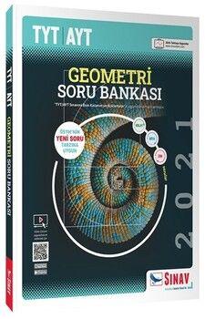 Sınav Yayınları TYT AYT Geometri Soru Bankası