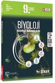 Sınav Yayınları 9. Sınıf Biyoloji Soru Bankası