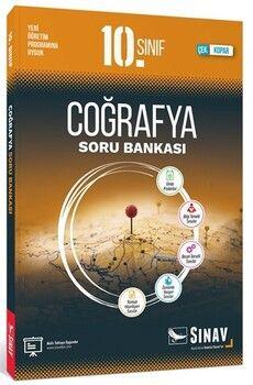 Sınav Yayınları 10. Sınıf Coğrafya Soru Bankası