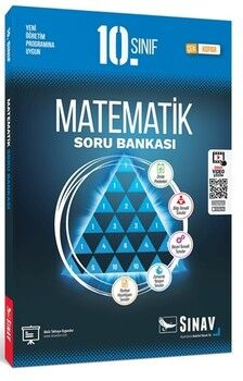 Sınav Yayınları 10. Sınıf Matematik Soru Bankası
