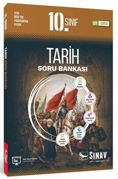 Sınav Yayınları 10. Sınıf Tarih Soru Bankası