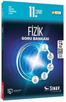 Sınav Yayınları 11. Sınıf Fizik Soru Bankası