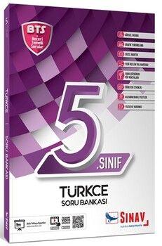 Sınav Yayınları 5. Sınıf Türkçe Soru Bankası