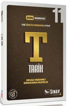 Sınav Yayınları 11. Sınıf Tarih Soru Bankası