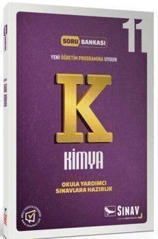Sınav Yayınları 11. Sınıf Kimya Soru Bankası