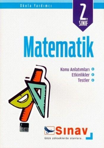 Sınav Yayınları 2. Sınıf Matematik Konu Anlatımlı Etkinlikler Testler
