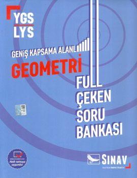 Sınav YGS LYS Geometri Full Çeken Soru Bankası Geniş Kapsama Alanlı