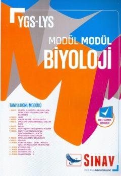 Sınav YGS LYS Modül Modül Biyoloji Konu Anlatımlı
