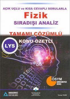 Sıradışıanaliz LYS Fizik Tamamı Çözümlü Soru Bankası