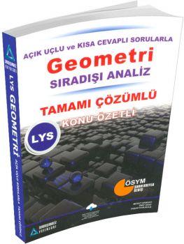 Sıradışıanaliz LYS Geometri Tamamı Çözümlü Soru Bankası