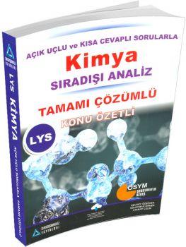 Sıradışıanaliz LYS Kimya Tamamı Çözümlü Soru Bankası