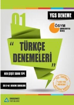 Sıradışıanaliz Yayınları YGS Türkçe 20X40 Denemeleri