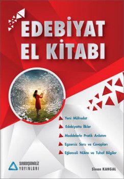 Sıradışıanaliz Yayınları Edebiyat ve Dil Bilgisi El Kitabı Çift Yönlü