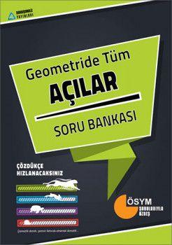 Sıradışıanaliz Yayınları Geometride Tüm Açılar Soru Bankası