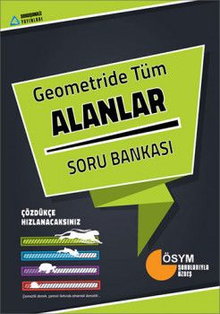 Sıradışıanaliz Yayınları Geometride Tüm Alanlar Soru Bankası