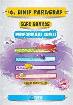 Sıradışıanaliz Yayınları 6. Sınıf Paragraf Soru Bankası Performans Serisi
