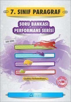 Sıradışıanaliz Yayınları 7. Sınıf Paragraf Performans Serisi Soru Bankası