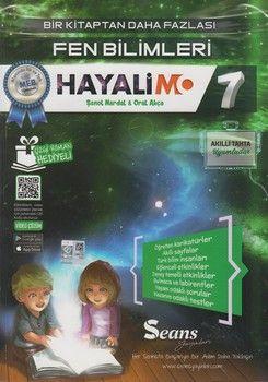 Seans Yayınları 7. Sınıf Fen Bilimleri Hayalimo Bir Kitaptan Daha Fazlası