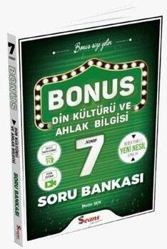 Seans Yayınları 7. Sınıf Bonus Din Kültürü Soru Bankası