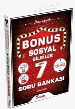 Seans Yayınları 7. Sınıf Bonus Sosyal Bilgiler Soru Bankası
