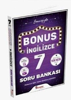 Seans Yayınları 7. Sınıf Bonus İngilizce Soru Bankası