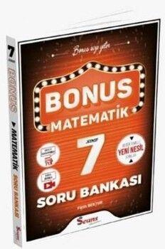 Seans Yayınları 7. Sınıf Bonus Matematik Soru Bankası