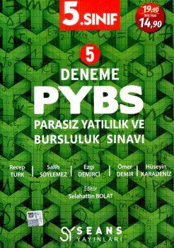 Seans Yayınları 8. Sınıf PYBS 5 Deneme