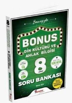 Seans Yayınları 8. Sınıf Bonus Din Kültürü Soru Bankası