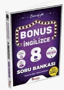 Seans Yayınları 8. Sınıf Bonus İngilizce Soru Bankası