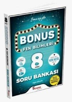 Seans Yayınları 8. Sınıf Bonus Fen Bilimleri Soru Bankası