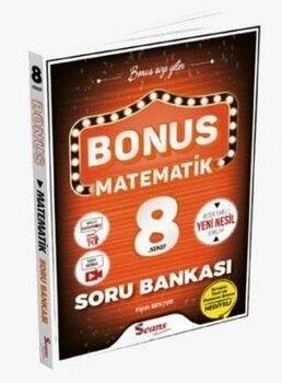 Seans Yayınları 8. Sınıf Bonus Matematik Soru Bankası