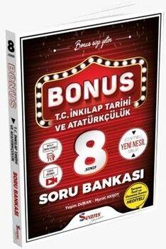 Seans Yayınları 8. Sınıf İnkılap Tarihi Ve Atatürkçülük Soru Bankası