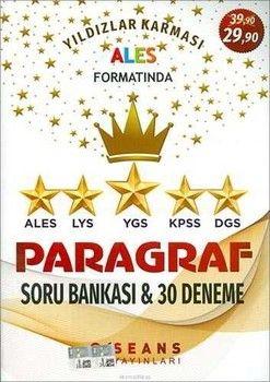 Seans Yayınları ALES Paragraf Yıldızlar Karması Soru Bankası ve 30 Deneme