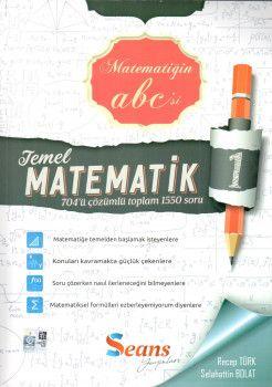 Seans Yayınları Matematiğin Abc si Temel Matematik 1