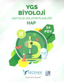 Seçenek Yayınları YGS Biyoloji Haftalık Anlatım Planları 24 Föy